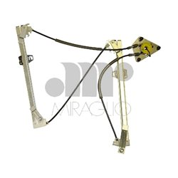 30-1979 Mechanism for original motors with electronic box Front left 2012 -> AUDI A1 Sportback 5 doors 8X4837461A