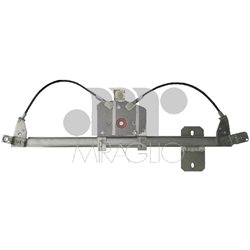 30-1985 Mechanism for original motors with electronic box Front left 2013 -> RENAULT CAPTUR 5 807019225R