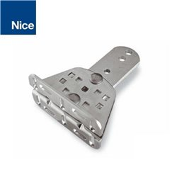 PLA15 NICE GATE AUTOMATION PLATES FRONT ADJUSTABLE SCREWED