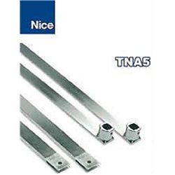 GATE AUTOMATION TNA5 NICE PAIR OF STANDARD STRAIGHT TELESCOPIC ARMS