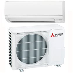 DM25VA AIR CONDITIONER MITSUBISHI ELETRIC INVERTER 9000 BTU