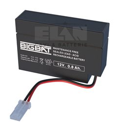 012008 Lead-acid battery 12V 0,8Ah