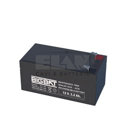 01203 Lead-acid battery 12V 3,2Ah