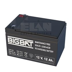 01210 Lead-acid battery 12V 12Ah