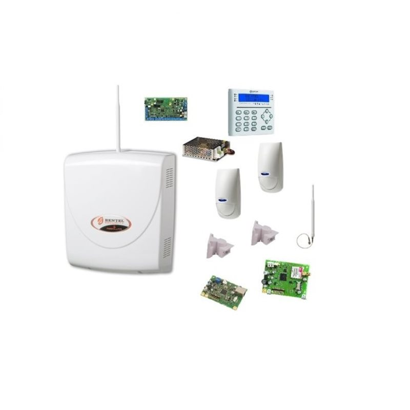 Bentel kit alarme anti vol maison absoluta 42 zones for Bentel absoluta 42 prezzo