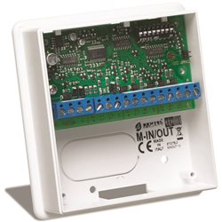 M-IN/OUT BENTEL BURGLAR ALARM Expansion module with 6 terminals inputs / outputs