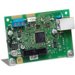 K NET BENTEL BURGLAR ALARM card communication on IP for KYO 320