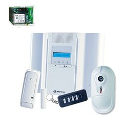 BENTEL BW64-KV Wireless central kit BW64 + BW-RCH + BW-MCN + BW-IRC + BW-COM