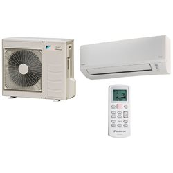 9000 BTU AIR CONDITIONER DAIKIN INVERTER ATXN25NB / ARXN25NB A + / A